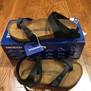 Birkenstock Yara black 7 medium new